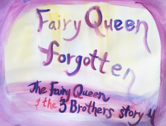 The Three Brothers and The Fairy Queen, Story 4, The Fairy Queen FORGOTTEN! on the April Eight Songs & Stories Podcast at aprileight.com